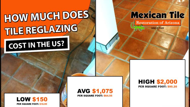 Tile Reglazing Cost