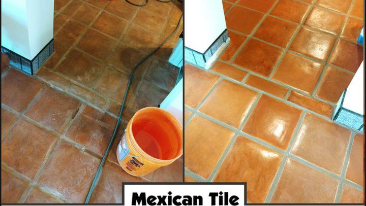 Saltillo Tile Restoration - Phoenix, Arizona