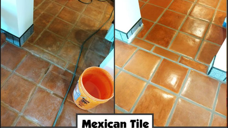 Saltillo Tile Restoration - Phoenix, Arizona